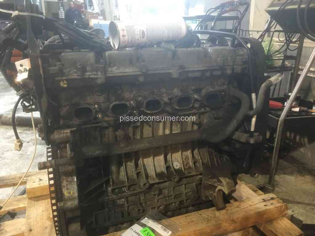 Southwest Engines - Ripped off on replacement engine for