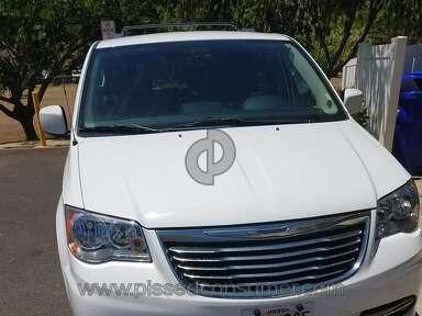 Enterprise Rent A Car Chrysler Car Rental review 220782
