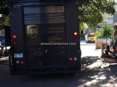 UPS Transportation and Logistics review 92541