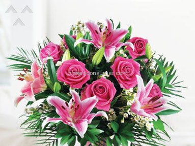 Prestige Flowers Bouquet review 64605