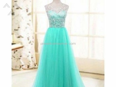 Dresslily Prom Dress review 130407