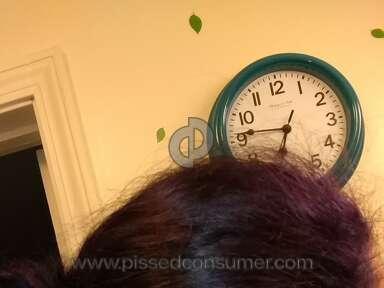 Splat Hair Color Purple Desire Hair Dye review 206820