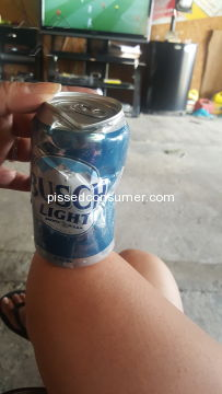 Anheuser Busch Busch Light Beer