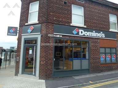 Dominos Pizza Pizza review 99565