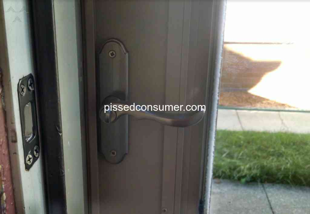 243 Larson Doors Reviews and Complaints @ Pissed Consumer