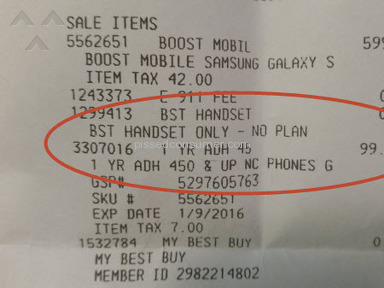 Got Scammed by Best Buy Geek Squad Phone Handset Protection