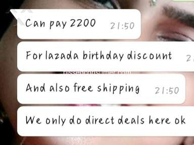 Lazada Malaysia Auctions and Marketplaces review 565507