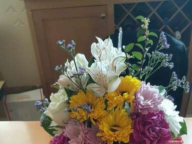 Wesley Berry Flowers Admiring Elegance Bouquet review 129485