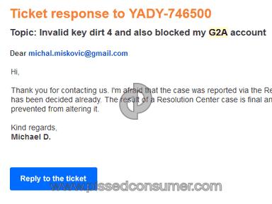 G2A Dirt Cd Key review 287230