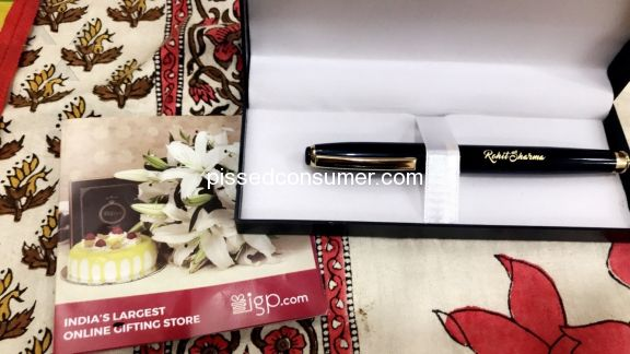 Indian Gifts Portal Pen