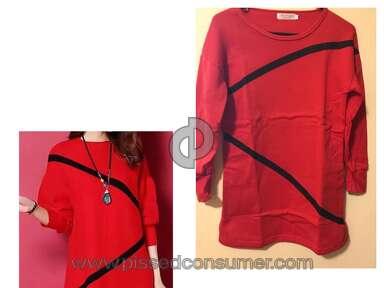 Fashionmia Clothing review 391626