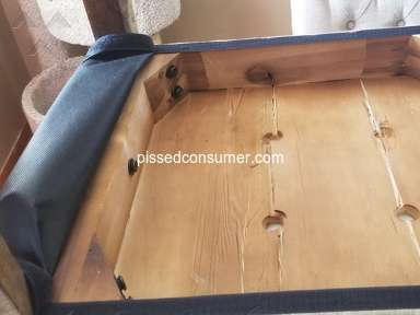 Coleman Furniture Normandy Wood Furniture Set review 366778