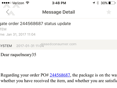 Dhgate Shipping Service review 202692
