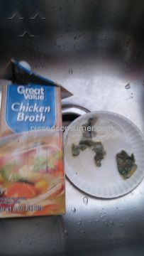 Great Value Chicken Broth Soup