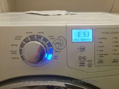 Frigidaire Fafs4272lw Washing Machine review 135499