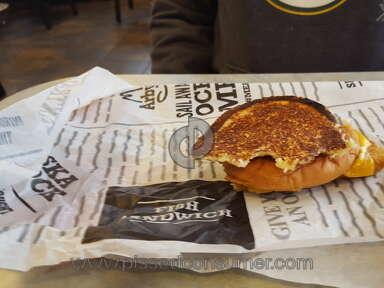 Arbys Sandwich review 113959
