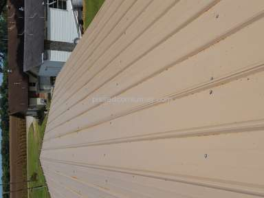 Eagle Carports Construction review 83851