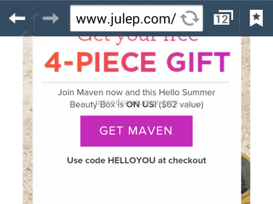 Julep - How didn't you know you were signing up for a subscription?