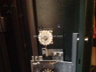 Sentry Safe Home Security review 54319