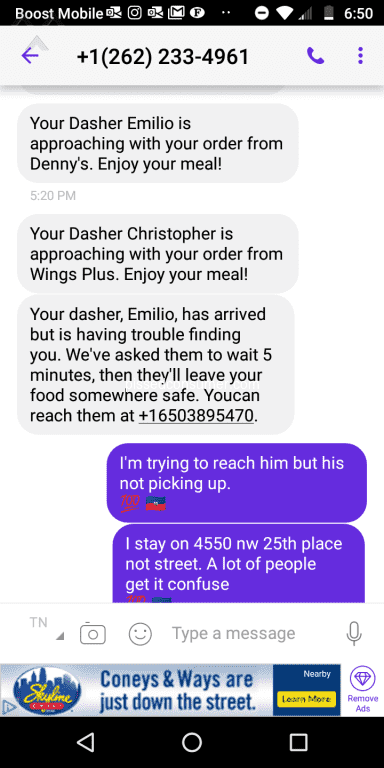 16728 Top Rated DoorDash Reviews and Complaints Page 4