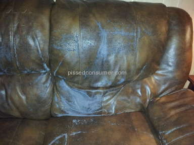 Kanes Furniture Recliner review 108887