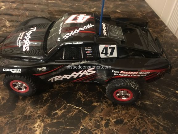 Traxxas Toy Car