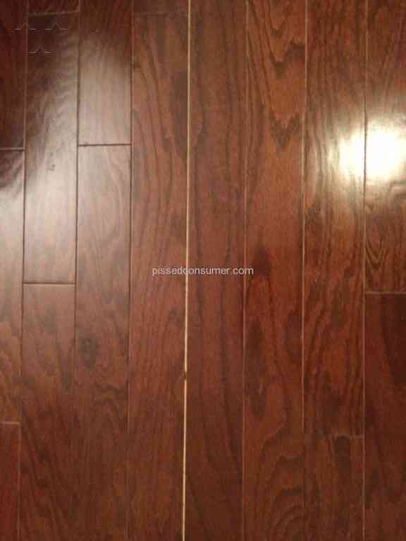 Schumacher homes hard wood flooring review from for Tennessee wood flooring