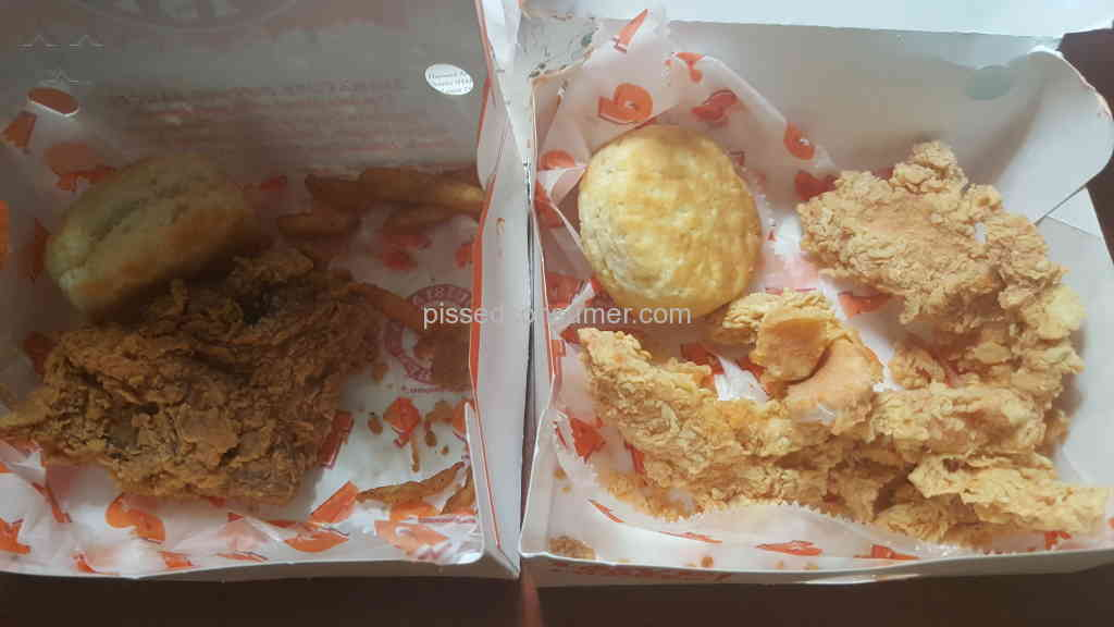 popeyes louisiana kitchen chicken wings review 195248 - Popeyes Louisiana Kitchen Spicy Chicken Breast