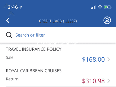 Costco Travel - Cruise booking nightmare