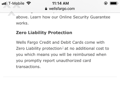 Wells Fargo - Frustrating!