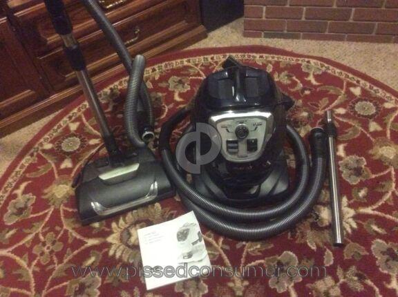 Pro Aqua Vacuum Cleaner