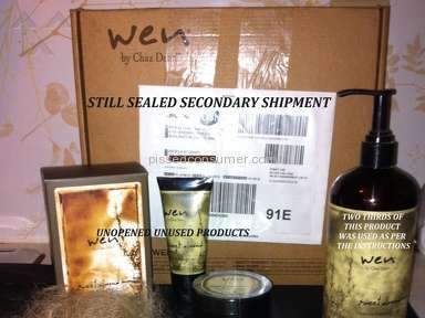 Wen Shampoo review 105497