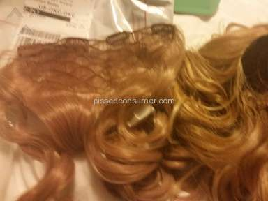 Wigsis - Poor Quality.. Poor Customer Service,, and Price Gouging.