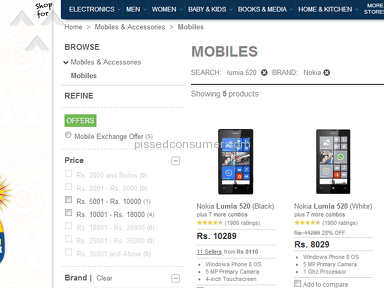 Flipkart E-commerce review 30029