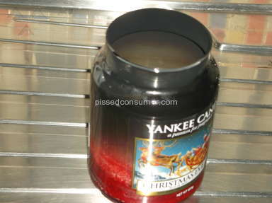 Yankee Candle Candle review 190282