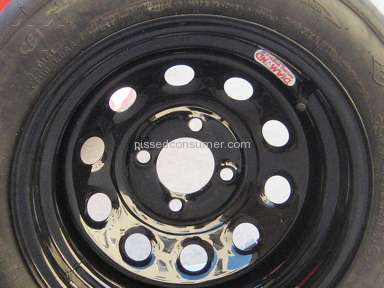 Diamond Racing Wheels - Bad product
