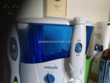 Waterpik - Not happy