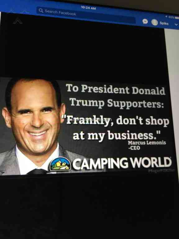 145 Top Rated Camping World Reviews and Complaints with