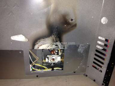 Ge Appliances - Fire Hazard