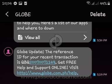 Globe Telecom Internet Plan review 709155