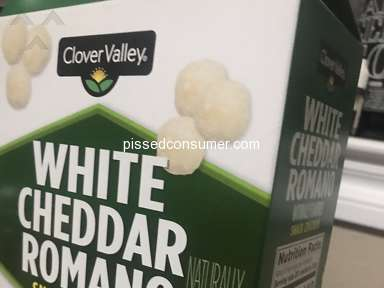 Clover Valley Food Manufacturers review 280908