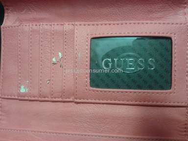 Guess - Damaged wallet
