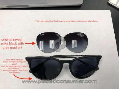 GlassesUSA Sunglasses review 254496