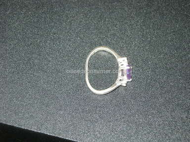 Prouds The Jewellers - Faulty silver ring