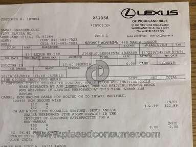 Pep Boys Car Repair review 327482