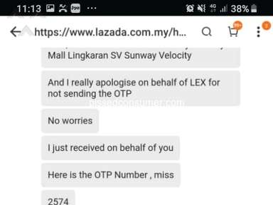 Lazada Malaysia Auctions and Marketplaces review 568675