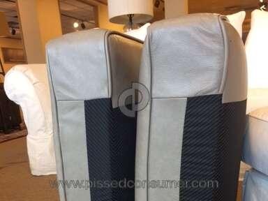 Jennifer Convertibles - Defective sleeper sofa that Jennifer will not take back
