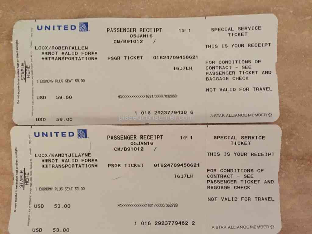 United Airlines Flight Review From Delray Beach Florida