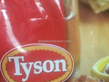 Tyson Foods - Chicken Review from Aurora, Colorado