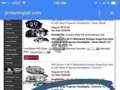 Protuninglab - Headlights Review from Dickson City, Pennsylvania